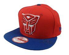 Transformers Autobot Symbol New Era Newera DC Comics Licensed Baseball Hat