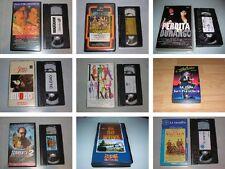 CINE ESPAÑOL - VHS ESPAÑOL - CINE CLASICO Y MODERNO