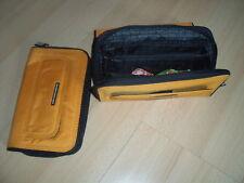 10 Stück Benetton Geldbeutel Geldbörse orange/gelb