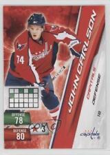 2010-11 Panini Adrenalyn XL #149 John Carlson Washington Capitals Hockey Card