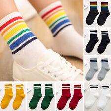 Women Warm Thick Cotton Breathable Ankle-High Sports Socks Fashion Dress Socks