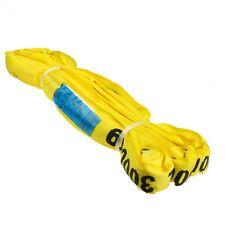 Rundschlinge gelb 3000 kg Hebeschlinge 3 t Umfang: 3,4,6,8 m Schlinge Hebegurt