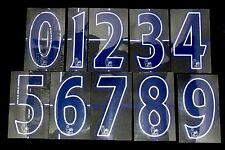 Premier League 2007/13 Navy Blue Lextra Senscilia Football Short Numbers 0-9