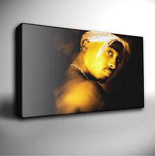 TUPAC Shakur 2PAC-giclee arte foto su tela * scegli la tua taglia