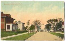 Astoria LI NY - JAMAICA AVENUE - Postcard