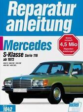 Mercedes S-Klasse Serie 116 ab 1972 280 S / 280 SE / 350 SE / 450 SE / 450  ...
