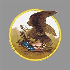 American Eagle Patriotic Wall Car Window Vinyl Decal Sticker Graphic