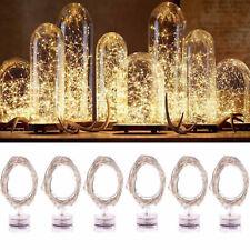 NE_  CHRISTMAS LED FAIRY STRING LIGHT BATTERY OPERATED PARTY GARDEN Xmas TREE