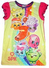 OFICIAL niña Shopkins Buncho Harriet D' Lish Botones Camisón 2A 8 años