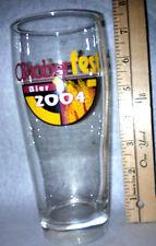 Oktoberfest Octoberfest 2004 Glass Mug .5L New Vintage Bier German new