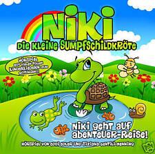 Eddi Nobile: Niki, Die Kleine Tartaruga D'acqua Dolce (cd)