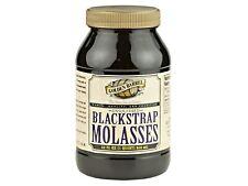 Blackstrap Molasses Unsulfured Quart