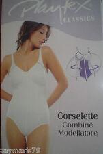 Playtex Corselette Body Girdle Sizes 100 105 110 Cups B Y C Mod. 6569 Corse