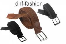 Cintura Elastica Stretch Uomo Donna Jeans Estensibile Elasticizzata PT-8127