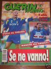 GUERIN SPORTIVO 1995/45 RANGERS GLASGOW  LYON AALST HALMSTAD COPPE EUROPEE