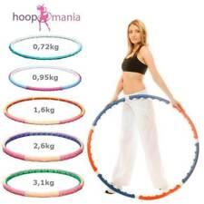 Hula Hoop Reifen mit Massagenoppen 0.8kg - 3.1kg