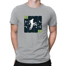 My Game Mountain Biking Silhouette T-shirt