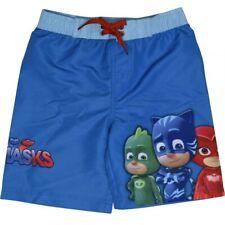 Pyjamasques Short de bain Garçon - Maillot de bain - Bleu