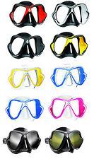 Mares X-Vision Ultra Liquid Skin Tauchermaske versch. Farben Diving Mask