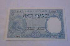 VINGT FRANCS BAYARD