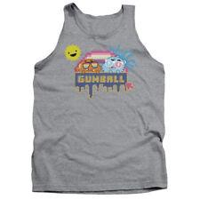 Amazing World Of Gumball Sunshine Mens Tank Top Shirt