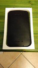 Custodia Originale Pouch 100% Pelle  SAMSUNG Galaxy SIII i9300 S3 -