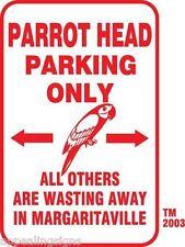 Custom Buffett Parrothead Bar Beer Beach Pool Key West Tropical Gift Sign #3