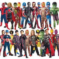 La super héros des Avengers enfants déguisements pour enfants garçons enfant costume Outfit New