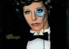 ORNELLA VANONI  raro disco LP 33 giri VANONI  stampa ITALIANA 1978 MADE in ITALY
