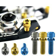 Shimano Avid Brakes caliper mount fixing bolts ULTRA LIGHT Lifetime warranty