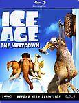 Ice Age: The Meltdown (Blu-ray Disc, 2009, Canadian + DVD + DIGITAL COPY)  NEW