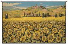 Tuscan Sunflower Landscape