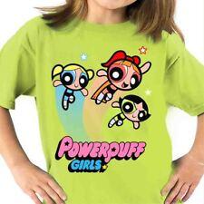 the powerpuff girls le superchicche girl tshirt Lolly Dolly Molly t-shirt carton