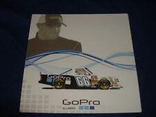 2011 JUSTIN MARKS #66 GO PRO NASCAR POSTCARD