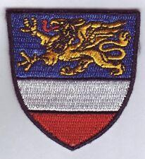 Rostock Wappen Patch Aufbügler,Aufnäher,Deutschland,Meck-Pom