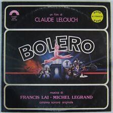 Les uns les autres 33 tours Michel Legrand Francis Lai 1981