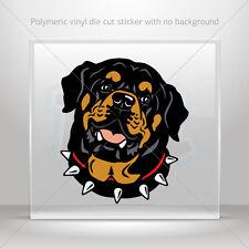 Sticker Decals Husky Dog Helmet Motorbike Boat Door vinyl Garage st5 X2298