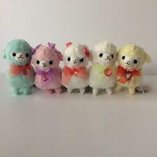 Amuse Girly Kids Alpacasso x1 (Ballchain 12cm) Arpakasso Alpaca Plush Japan
