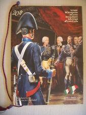 Calendario Arma dei Carabinieri anno 2011