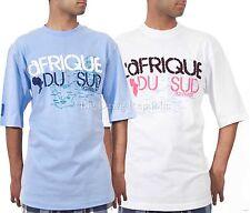 Rocawear Mens Ragazzi Africa STAR ESTATE VACANZE TEE SHIRTS Hip Hop G tempo denaro