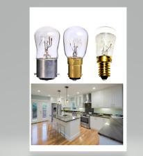 10 PACKS OF BRANDED 15w PYGMY LIGHT BULBS / SIGN LAMPS - 240v SES / BC / SBC