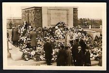 Blackpool. New War Memorial 1923.