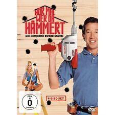 Home Improvement - Complete Series 2 * Tim Allen * 4-Disc Region 2 (UK) DVD New