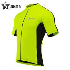 Nouveau Maillot de cyclisme manches courtes homme vélo shirt Homme Vélo Jersey Team Racing