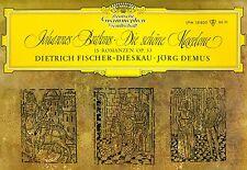BRAHMS DIE SCHÖNE MAGELONE DIETRICH FISCHER-DIESKAU JÖRG DEMUS TULIP LP (L5540)