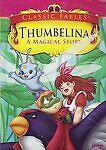 Thumbelina: A Magical Story DVD SLIM CASING b;280
