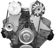 Alan Grove Steel A/C Air Compressor Bracket Big Block Chevy PS Mount SWP 104R