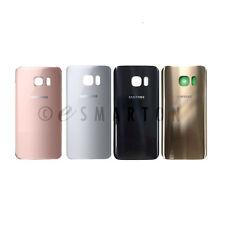 Samsung Galaxy S7 G930A G930V G930P G930 Back Cover Glass Battery Door Housing