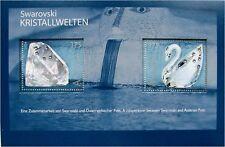 """Österreich Austria Block """"Swarowski Kristallwelten"""" 04"""