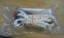 "NEW ROSE Dyna Brake Shock Absorber Lanyard 501267 6FT 310LBS 5/8"" Rope ANZI"